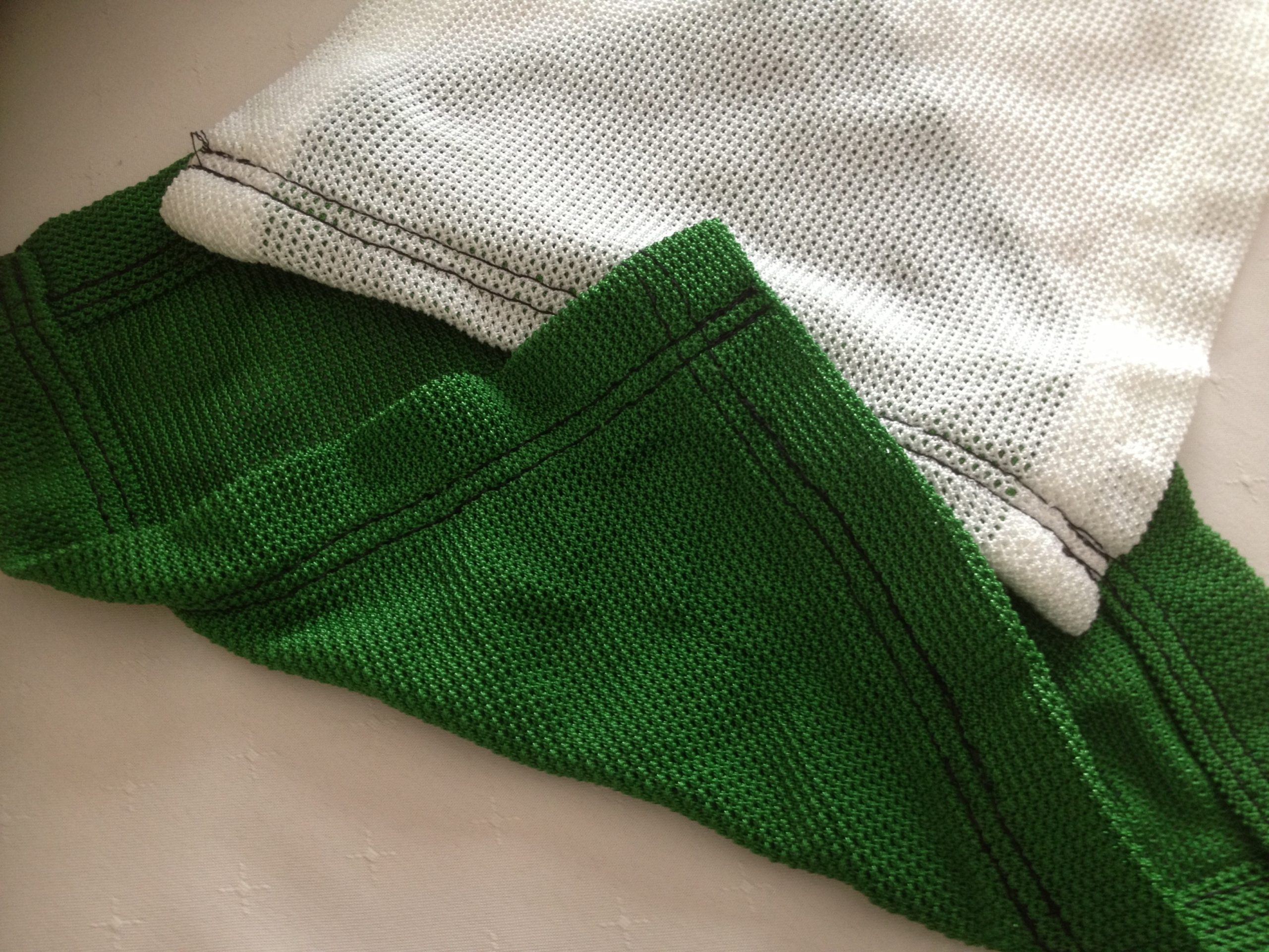 Archery and Golf impact Nets made to measure in green or white