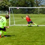 9V9 junior football nets