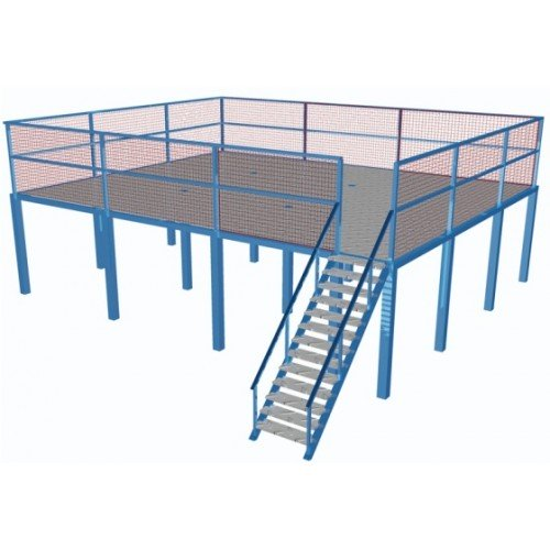 Mezzanine hand rail nets | Lion Trading GB Ltd