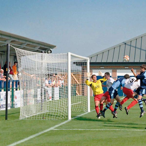 Euro box goal nets