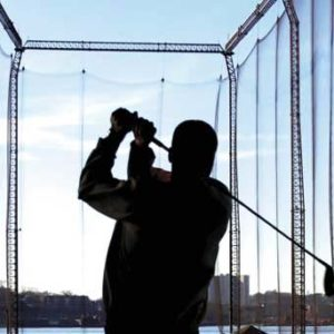 Golf Ball Perimeter Nets 25mm x 1.8mm | Lion Trading GB Ltd