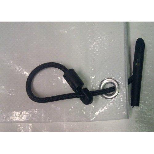 250mm Flexible Straps for Tarps