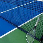 3.5mm double top tennis nets