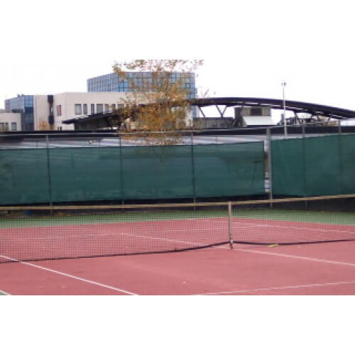 tennis windbreaks 2m x 12m
