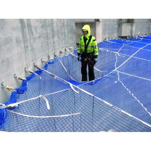 Work Platform Nets EN1263-1 | Lion Trading GB Ltd