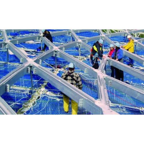 Work Platform Safety Nets