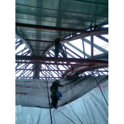 Work Platform Safety Nets EN1263-1