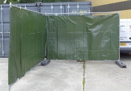 Fence Tarp Heras fence tarpaulin