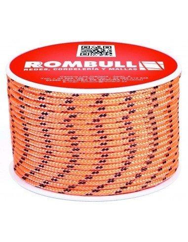 Orange Florescent 4mm rope