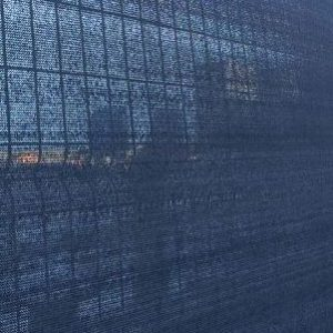 Flame Retardant Heras Fence Net Covers