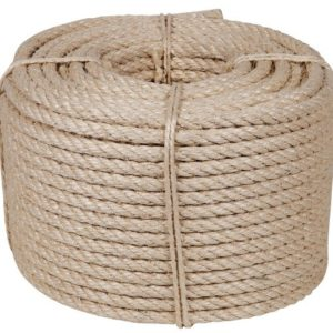 Sisal natural fibre rope