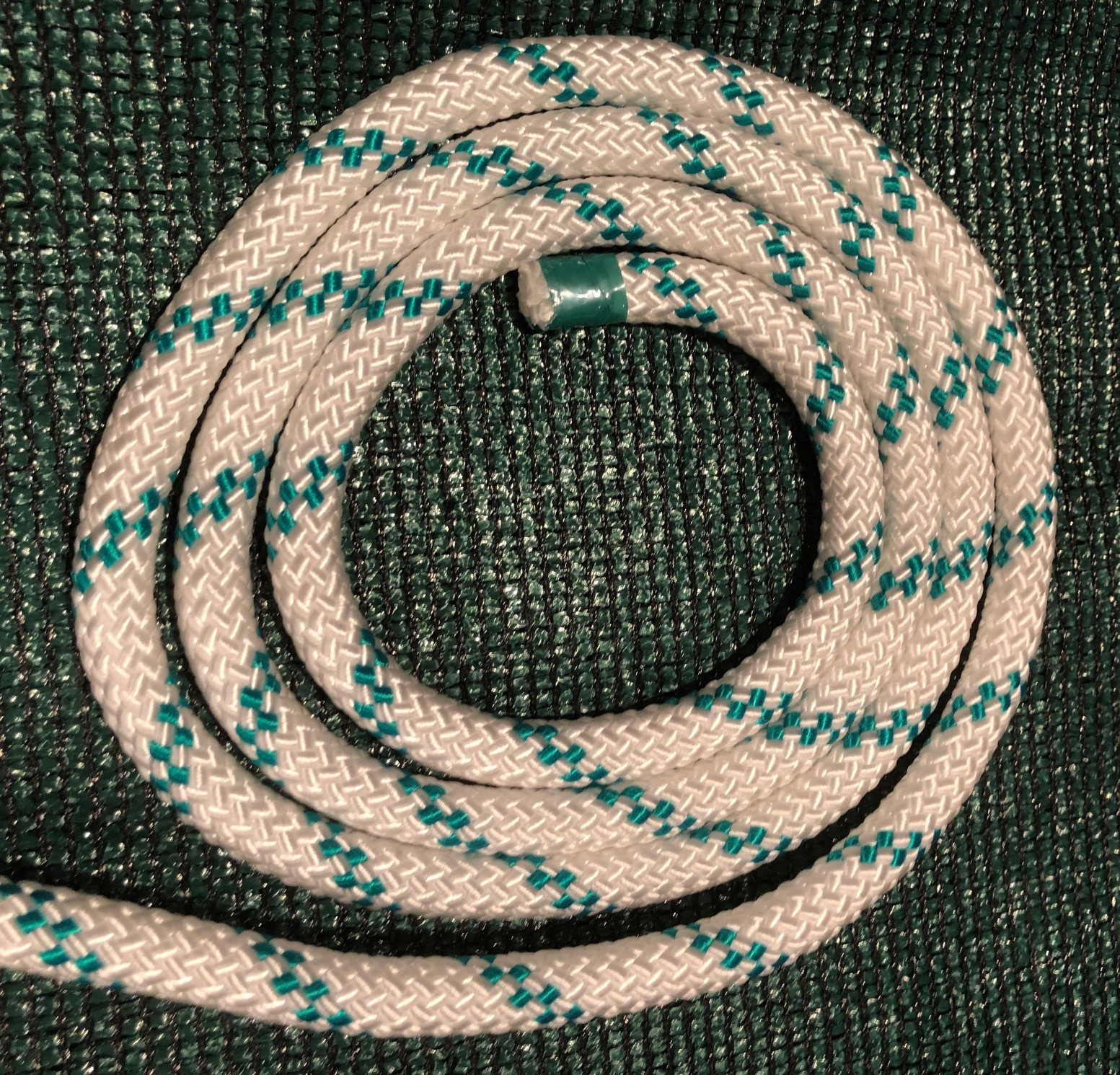 100% Polyester double braided