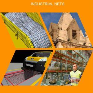 Pallet Rack Warehouse Nets