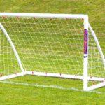 Samba trainer goals 6'x4'