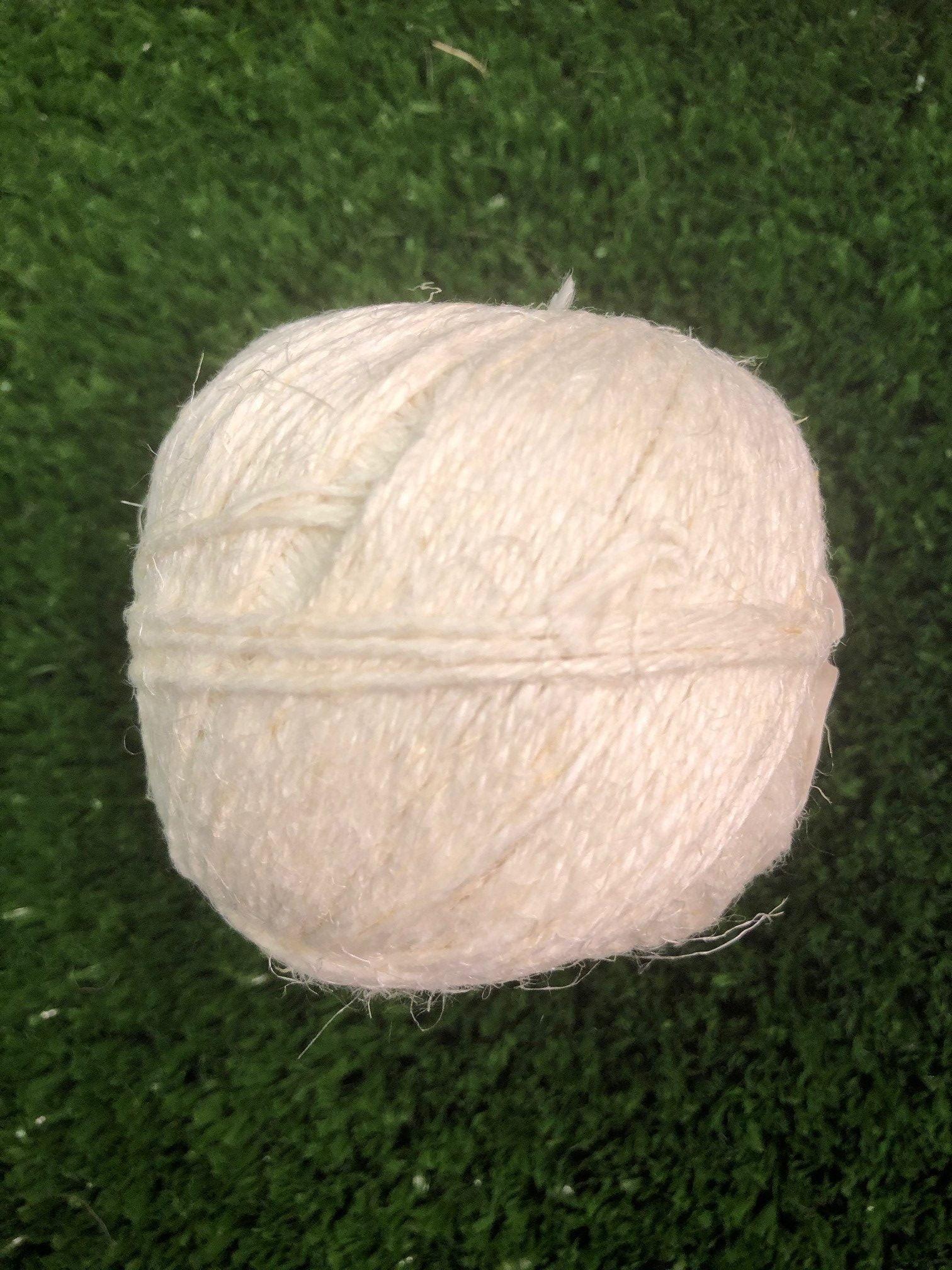 linen string white