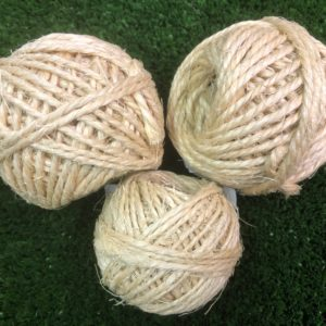 sisal string 3 pack