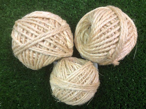 sisal string 3 pack