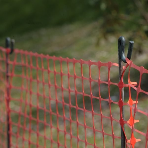 Barrier metal fencing Pins