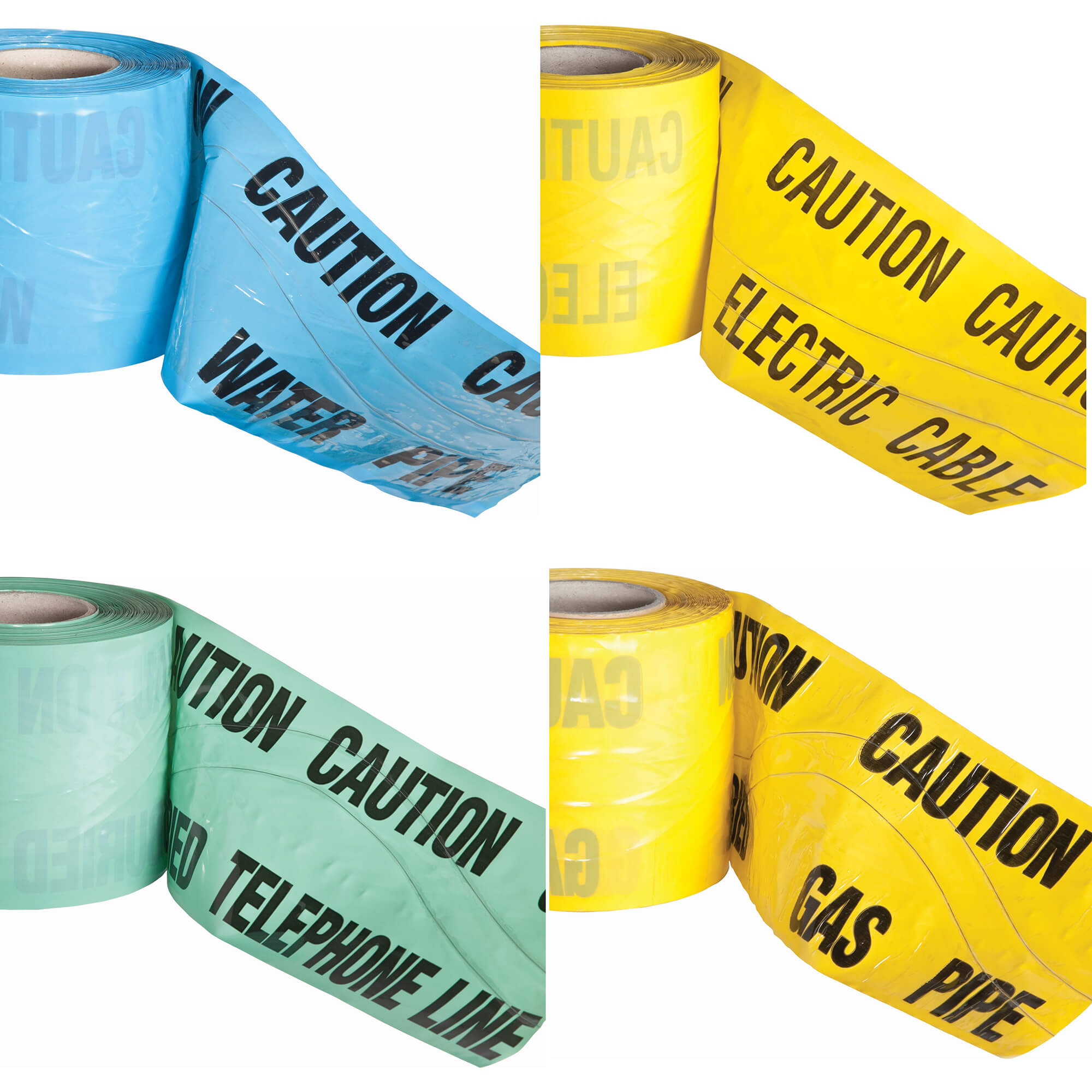 Underground Detectable Cable Tape