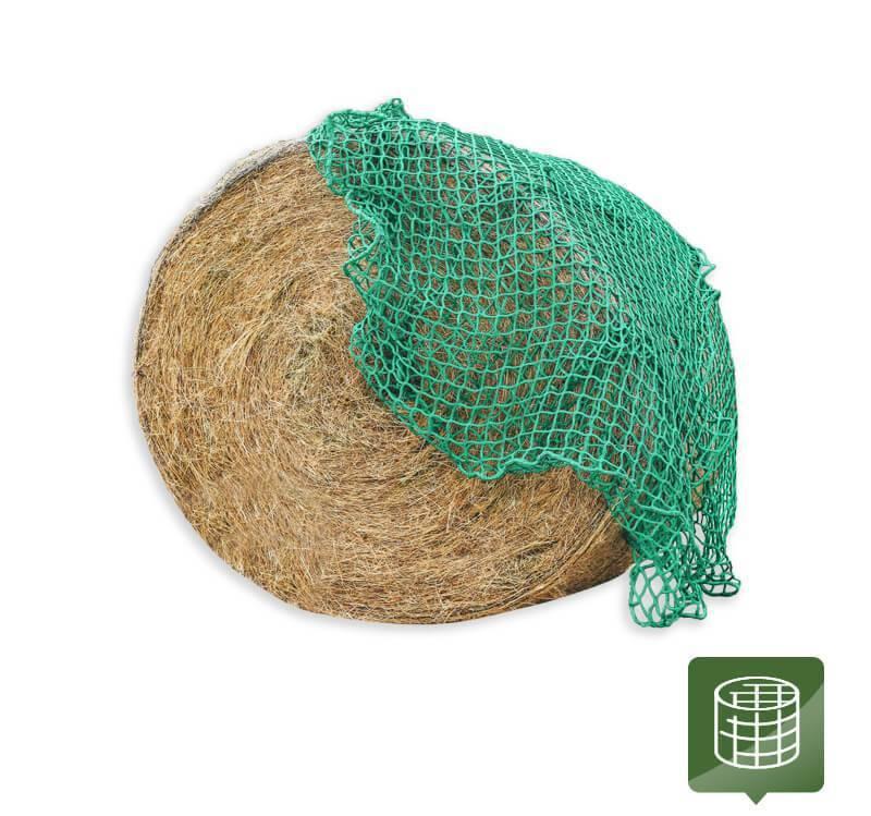 Round Hay Bale Net