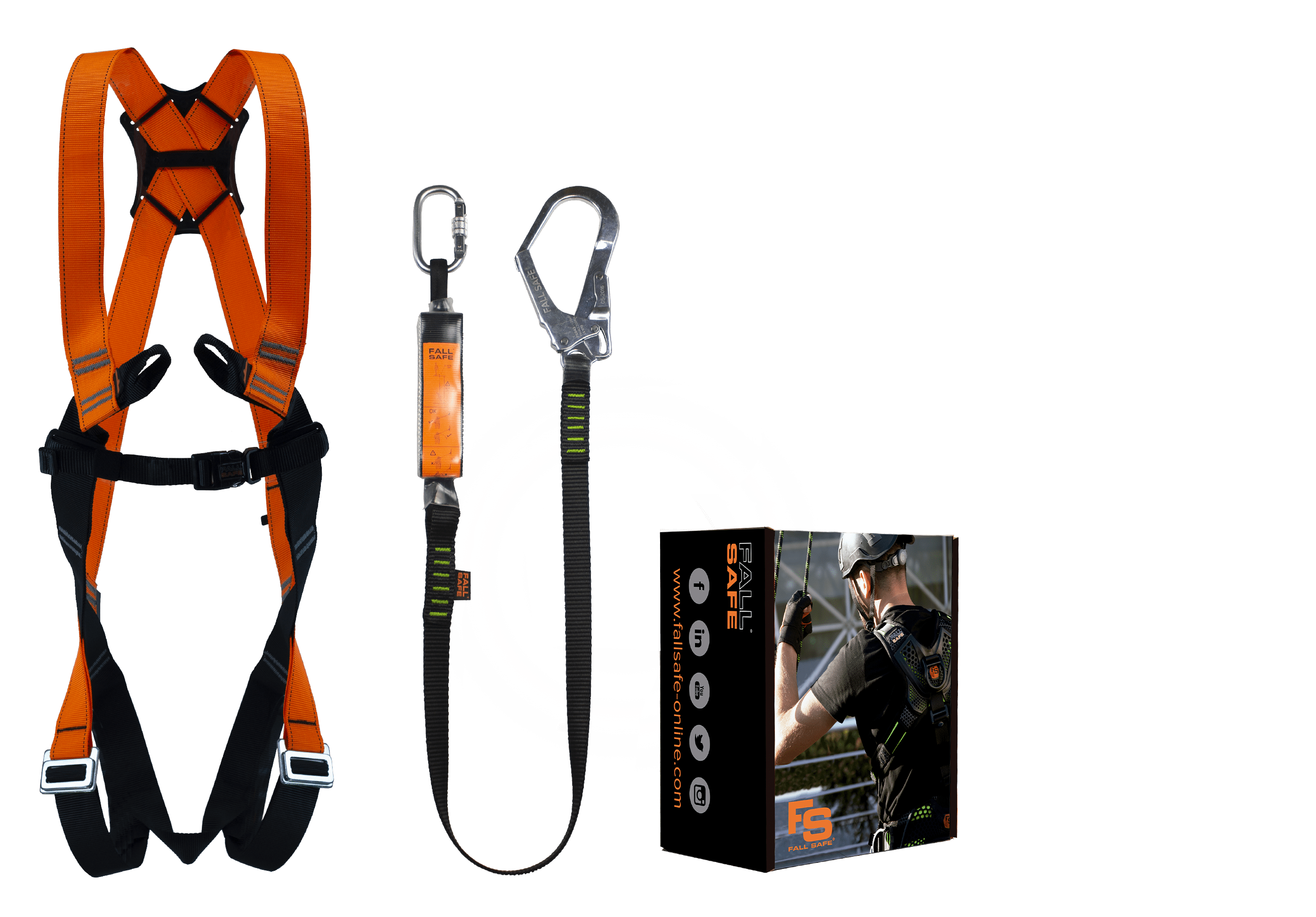 INDUSTRIAL HARNESS KIT